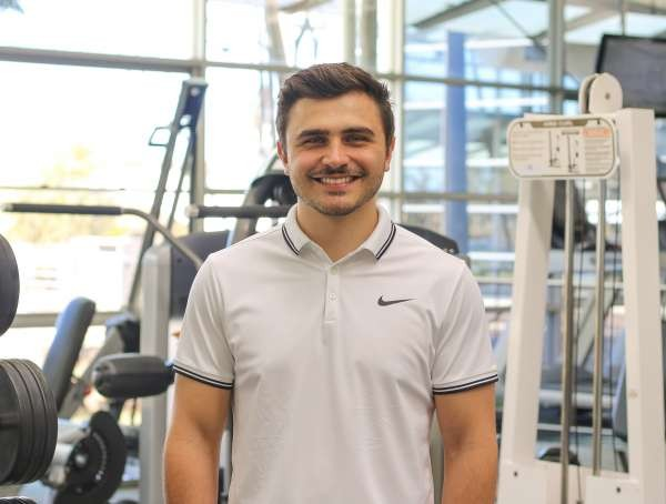Christian Georgopolous - Keep Active Osteopathy