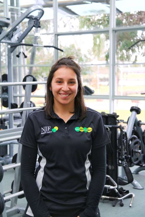 Vanessa Piorek - NJF Wellness Centres