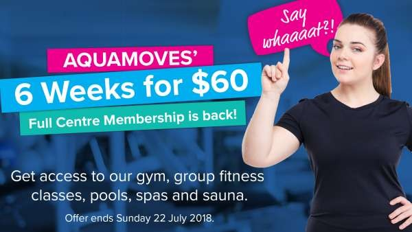If you've been enjoying the perks of winter a little too much, this membership offer is the perfect chance to get active again.