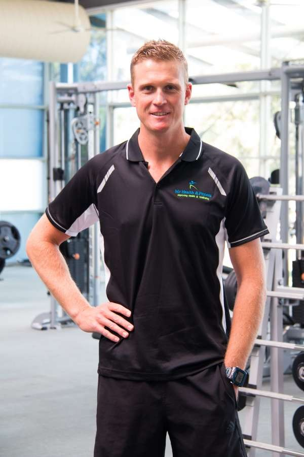 Mark Ryan - Mr Health & Fitness