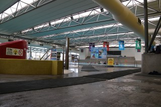 Pool Hall - Aquamoves - Concourse - July 2015