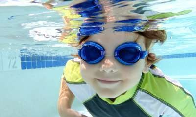 Free 'Come and Try' Swimming Lessons