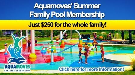 Summer Family Pool Membership