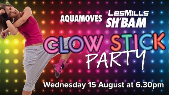 Sh'bam Glow Stick Dance Party