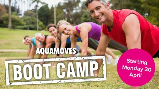 Boot Camp - Take your fitness to the next level!