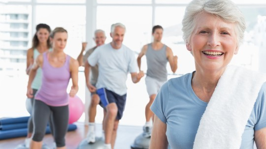Over 60s Membership Special