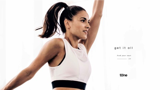 Les Mills TONE Launches