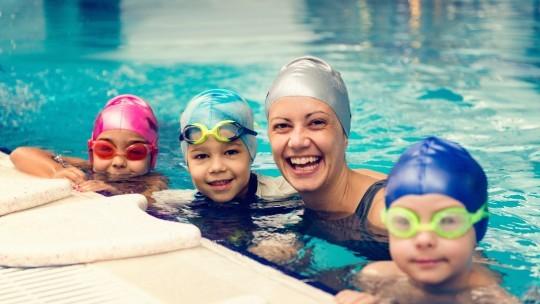 Express Lessons: Swim School Holiday Program