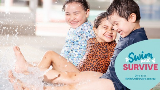 Swimming Lesson enrolments now open!