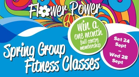 Flower Power Group Fitness Launches
