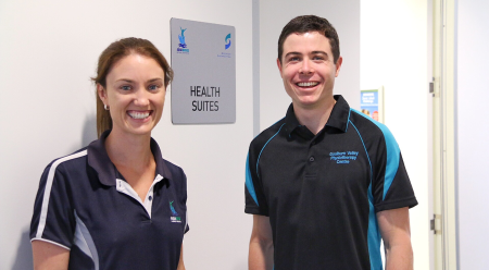 Welcome to Goulburn Valley Physiotherapy