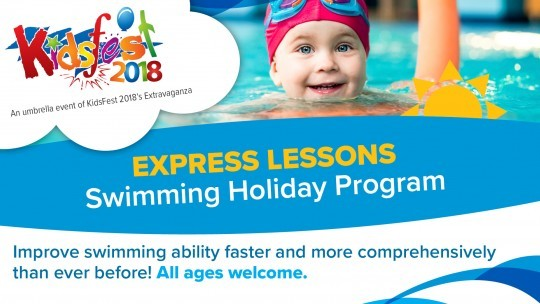 Express Lessons - School Holiday Program