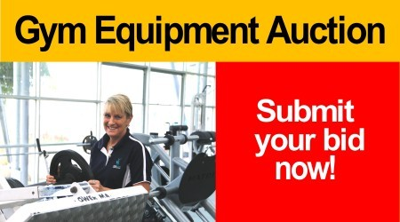 Gym Equipment Auction