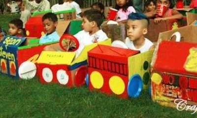 Build a Box Car