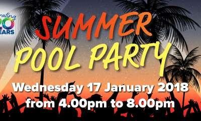 Pool Party at Aquamoves