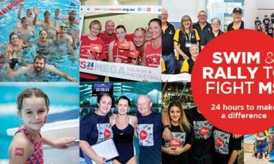MS 24 Hour Mega Swim Shepparton