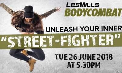 BodyCombat - unleash your inner street-fighter