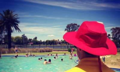 Outdoor pools have opened for summer