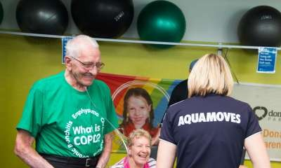 World COPD Day at Aquamoves