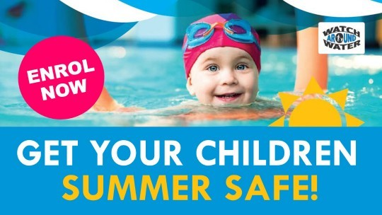 Get your kids summer safe with Express Lessons!