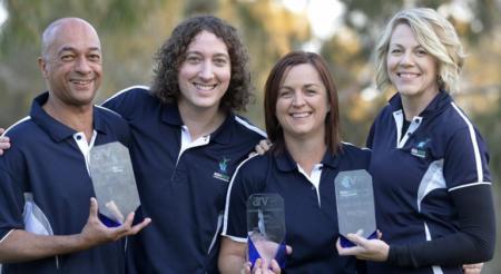 Aquamoves scores major awards