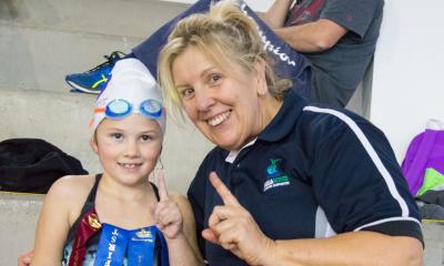 Mini Swimming Carnival a massive success!