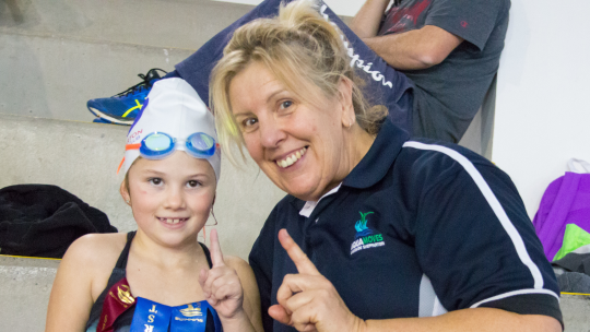 Mini Swimming Carnival a massive success!