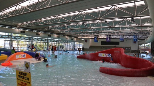 Indoor 25m Pool unavailable this Sunday