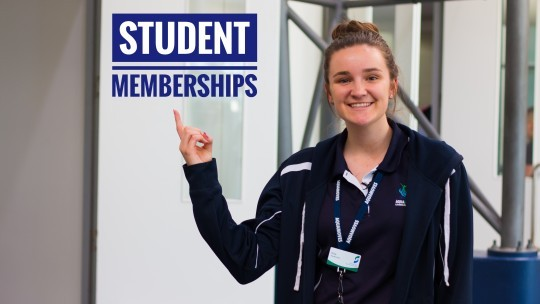 New Student Membership options!