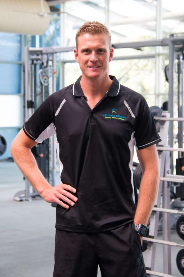 Mark Ryan - Mr Health & Fitness
