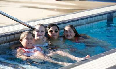Seasonal Outdoor Pools open this weekend
