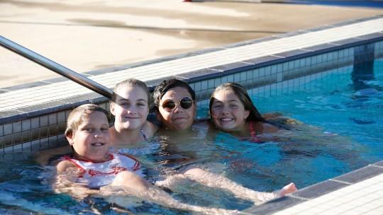 Seasonal Outdoor Pools open this weekend