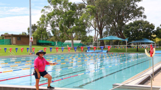 Access changes to Aquamoves this weekend