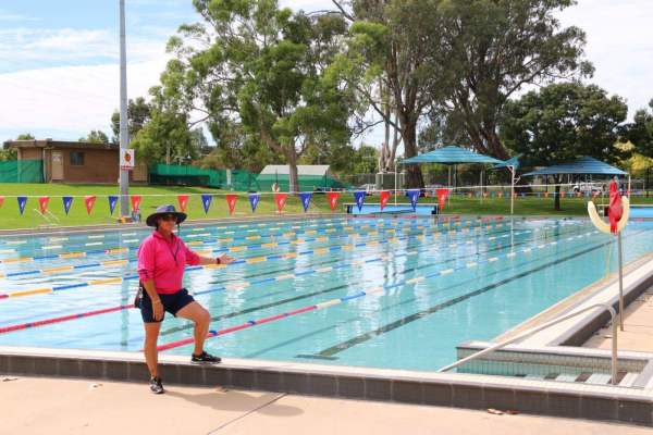 Aquamoves' 50m Pool will play host to the Victorian Country Long Course Swimming Championships this weekend.