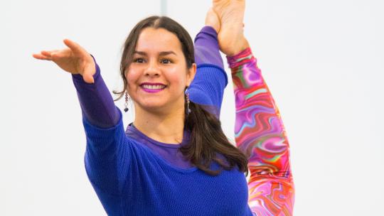Flow Yoga with Jess