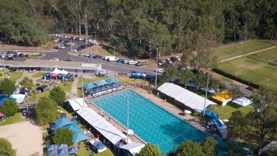 50m Pool Unavailability