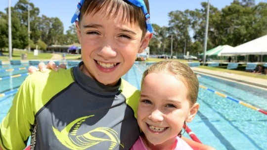 Swimming for those living with Multiple Sclerosis