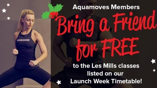 Les Mills Launch Week