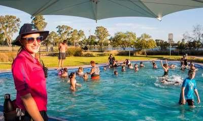 Our Summer Pool Season begins tomorrow!