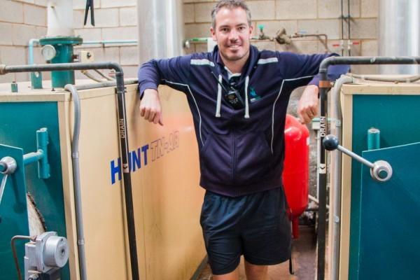 Sean Harrap - Old Boilers at Aquamoves - May 2019 1