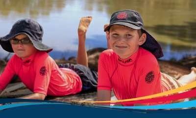 Life Saving Victoria pilots inland 'Bush Nippers' water safety skills program