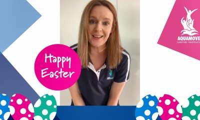 A special message from Swimming Instructor Cherie