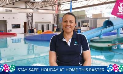 Stay safe and holiday at home this Easter