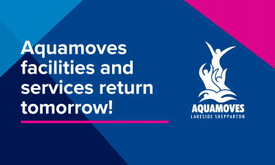 Aquamoves facilities and services return