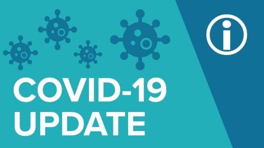 COVID-19 positive case at Aquamoves