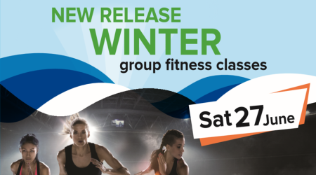 Winter Group Fitness Launches
