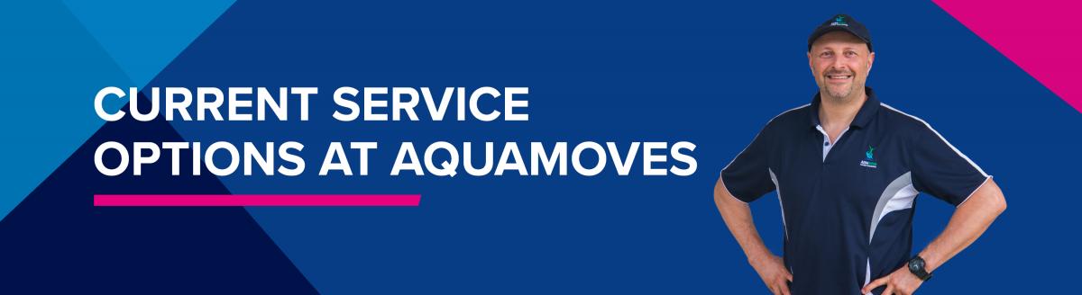 current service options