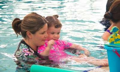 Swimming Lessons are back!