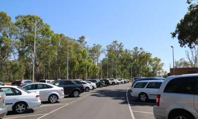 Changes to traffic conditions - Aquamoves car park