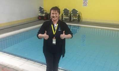 Hydrotherapy Pool temperature back to normal